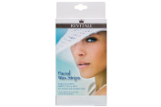 Facial Wax Strips by Revitale Enriched with green tea & mint for normal and sensitive skin 12 strips 2 post waxing wipes