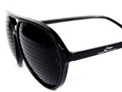 HealthPanion Pinhole Stenopeic Glasses for Eyesight Improvement