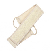 A.H® Natural Exfoliating Body Cleaning Sponge Loofah Loofa Back Strap Bath Shower Body Brush Scrubber