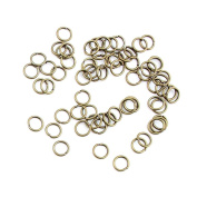 470 Pieces Jewellery Making Findings Antique Bronze Charms FL23287 Jump Rings Craft Lots Repair Supplies