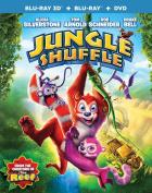 Jungle Shuffle [Region B] [Blu-ray]