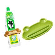 Cartoon Toothpaste Tube Squeezer Toothpaste Dispenser Bathroom Device