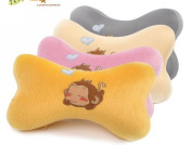 EWIN(R) 1pcs Cute Cartoon Monkey Neck Rest Cushion Bone Pillow for Auto Car Seat