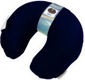 32cm X 28cm X 10cm Cool Neck Pillow With Removeable Gel Pack Insert