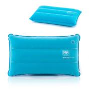 Neck Pillow Inflatable Sky Blue Portable Travel Pillow