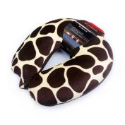Neck Pillow Giraffe Pattern U Shaped Travel Pillow