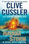 Havana Storm (Dirk Pitt Adventures  [Large Print]