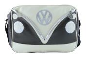 VW LANDSCAPE SHOULDER BAG - BROWN & WHITE