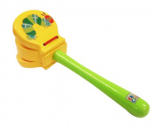 VERY HUNGRY CATERPILLAR CLAPPER