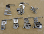 Domestic sewing machine feet kits special hemmer foot presser foot.