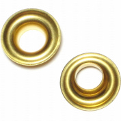 Hard-to-Find Fastener 014973225568 Grommets, 1cm , 15-Piece