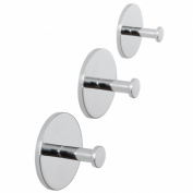 3 Rust Proof Shower Hooks
