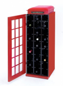 Wood Wine Cabinet, 36cm by 100cm