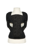JJ Cole Medley Baby Carrier, Black Foursquare