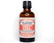 Dr K Soap Company Shaving Oil 50ml - Smooth and Soothing Clean Shave
