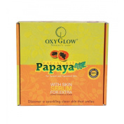 Oxyglow Nature's Care Papaya Facial Kit with Skin Serum For Extra Smoothness