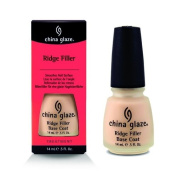 (3 Pack) CHINA GLAZE Ridge Filler Base Coat - CGT904