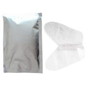 1 pair baby foot peeling renewal mask remove dead skin cuticles heel