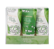 Heathcote & Ivory Luxury Hand and Nail Cream Florals Lily of the Valley Soft Hands Collection