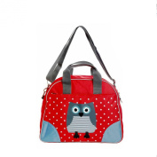 Franck and Fischer Kids Shoulder Bag Olly Red
