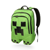 Minecraft Creeper backpack school bag
