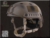Adult Military Tactical Series Airsoft Paintball Climbing Shooting Protective Combat Base Jump Type Fast Helmet Navy Seal Colour