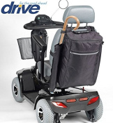 Drive Medical Crutch & Walking Stick Bag For Mobility Scooter