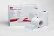 3M Transpore White Tape 1534-1, 12 Rolls