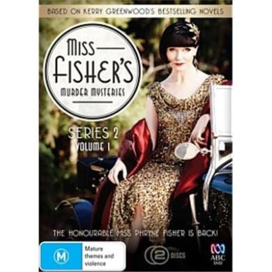 Miss Fisher's Murder Mysteries: Series 3 - Volume 1