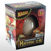 Hatch'em Growing Dinosaur Egg - 2 Pack