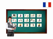 Consignes - Fiches de vocabulaire - Classroom Instruction Flashcards in French