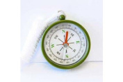 Child's COMPASS / School COMPASS - Sturdy Field Navigation Compass - with LANYARD - 4.5cm