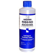 BENJAMINS Rubbing Alcohol Astringent Rubbing Lotion 250 ML