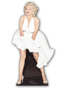 Star Cutouts Cut Out of Marilyn Monroe Dress Blowing Up