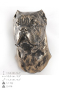 Cane Corso, statue figure hanging on the wall limited ArtDog