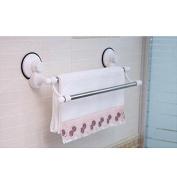 Powerful Suction Cup Bathroom Towel Rails/Rack