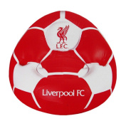 Liverpool FC Childrens/Kids Official Football Club Inflatable Chair (One Size)
