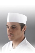 Dispenser Box of 100 Disposable Forage Style Chefs Hats