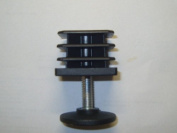 4 x Adjustable feet for 50mm box section