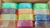 Crystal Soap Bars Assorted