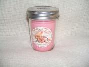 Bath & Body Works White Barn Cherry Blossom Sangria 180ml Jar Candle