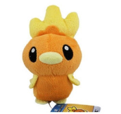 16cm Pokemon Plush Torchic Plush Anime Doll Stuffed Animals Cute Soft Collection Toy Best Gift for Kids