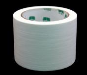7.6cm White Coloured Premium-Cloth Book Binding Repair Tape   15 Yard Roll