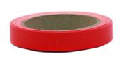 1.9cm Red Coloured Premium-Cloth Book Binding Repair Tape   15 Yard Roll