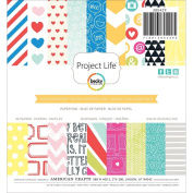 Becky Higgins Project Life 6x6 Paper Pad 36/pkg - High Five Edition