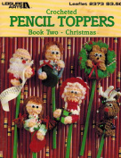 Crocheted Pencil Toppers 2