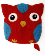 Frabjous Fibres Baby Owl Needlecase and Notions Bag