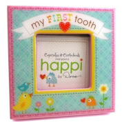 """Two's Company """"My First Tooth"""" Photo Frame"""