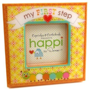 """Two's Company """"My First Step"""" Photo Frame"""