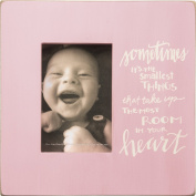 Primitives by Kathy Your Heart Box Frame in Pink